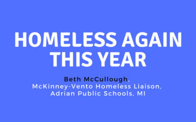 Homeless Again This Year