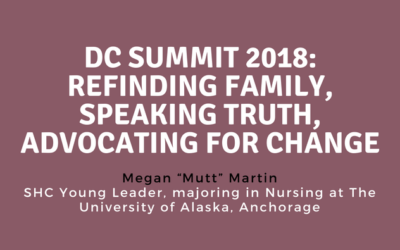 DC Summit 2018: Refinding Family, Speaking Truth, Advocating for Change