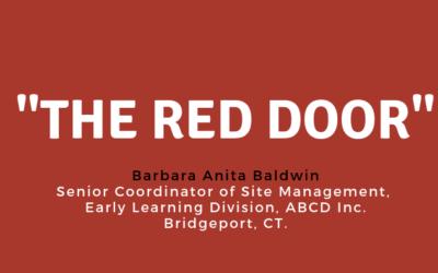"""""""The Red Door"""""""