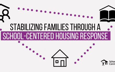 Stabilizing Families Through a School-Centered Housing Response