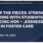 Congressional Hearing Held on Reengaging Students Experiencing Homelessness and Students in Foster Care