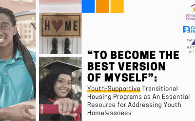 Youth-Supportive Transitional Housing Programs As An Essential Resource for Addressing Youth Homelessness