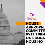 House Appropriations Committee Passes FY22 Spending Bills on Education and Housing